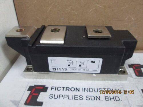 NEW 1PCS MCC501-18IO1 IXYS POWER MODULE MCC50118IO1
