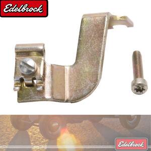 Edelbrock-1494-Carburetor-Choke-Cable-Bracket-and-Clamp-Assembly