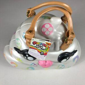 Poopsie-Pooey-Puitton-Slime-Carrying-CASE-ONLY-Unicorn-Poop-Emoji-Storage-Girls