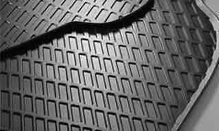 Genuine Audi A3 (8P Chassis) 2003-2012 Front Rubber Mats 8P2061501041