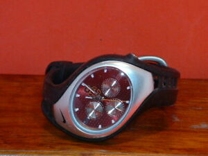 Pre-Owned-Men-s-Nike-SC-Team-WR0091-Sports-Watch