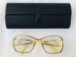 f6225a1087f8 Original Vintage CAZAL 225 Eyeglasses Col 97 017 in Gold Navy Pink W ...
