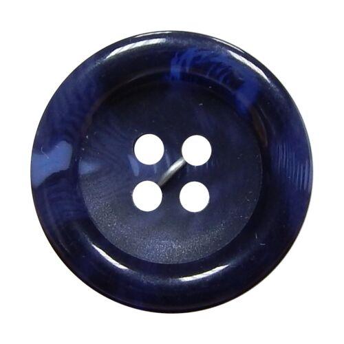 veste de sport hommes Bouton Bleu Foncé 23mm 1.70 EUR//pièce