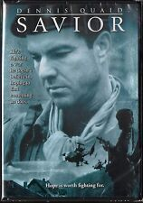 Savior (DVD, 1999, Standard and Letterboxed Closed Caption)