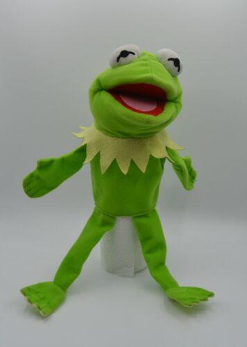 30 cm Kermit der Frosch Albert Heijn Werbefigur Handpuppe Muppets Holland ca