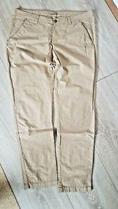 Esprit-Herren-Chino-Hose-beige-Gr-42-U158
