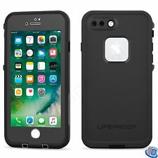 OEM LifeProof FRE Series Waterproof Asphalt Black Case Apple iPhone 7 Plus
