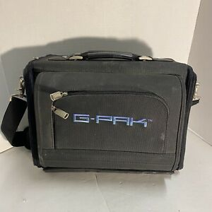 Naki-G-Pak-PS2-Video-Game-System-Organizer-And-Travel-Case-Playstation-Carry-Bag