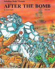 Palladium- Mutants After The Bomb Book 1 - Rifts *FS