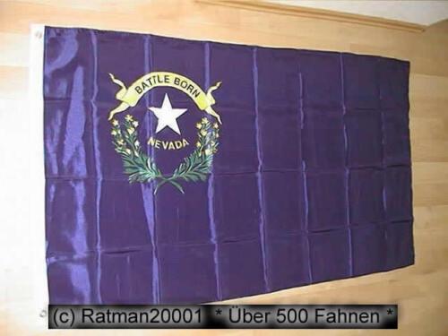 Flagge USA Nevada NEU 90 x 150 cm Flaggen Fahne
