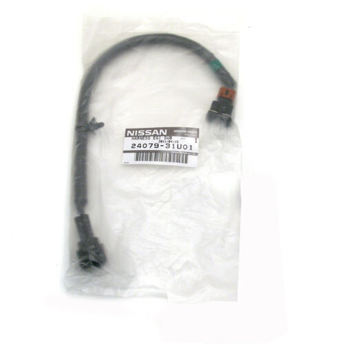 Genuine Knock Sensor Wire Harness fits NISSAN Maxima//I30 Plug//Sub//EGI//Relocate