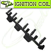 Ignition Coil Pack Fits 2000-2006 Jeep Grand Cherokee Wrangler 4.0l I6 Uf296