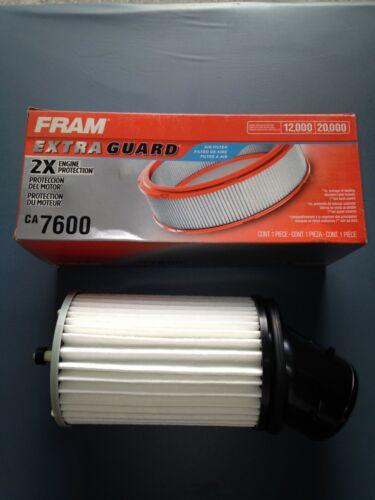 Fram CA7600 Air Filter fits 94-01 Acura Integra 1.8L OE 17220P72000 17220P72505