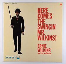 Ernie Wilkins - Here Comes The Swingin' Mr. Wilkins (Vinyl LP Reissue) Ex+ Vinyl