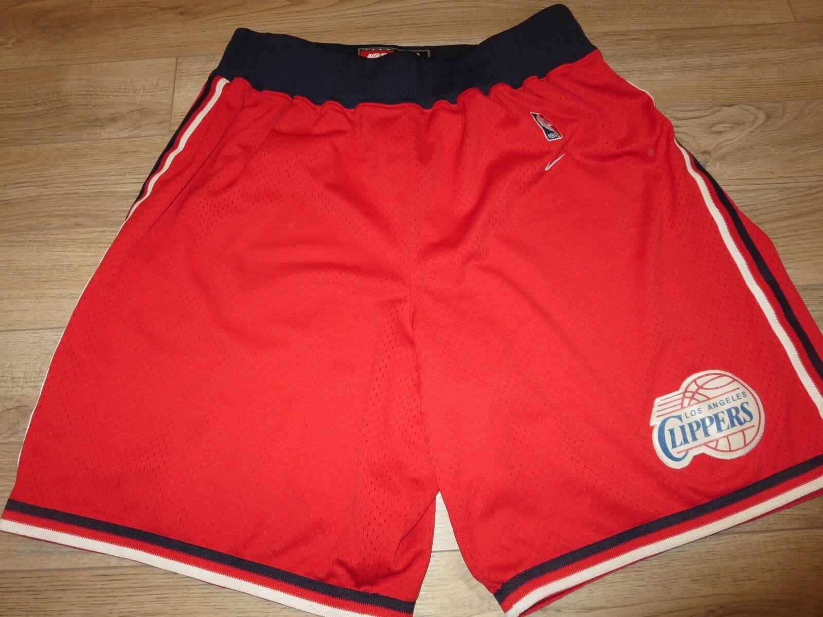 La Clippers NBA Spiel Basketball Adidas Retro Retro Retro Rewind Shorts XXL 9a2165