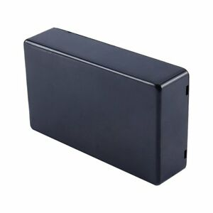 1PCS-Plastic-Electronic-Project-Box-Enclosure-Instrument-Case-100x60x25mm