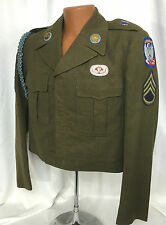 Vintage US Army 503rd Airborne Ike Jacket