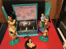 Disney's Vintage POCAHONTAS  6 pcs Collection Old Warehouse Find