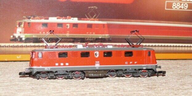 S64 Märklin 8849 e Lok serie AE 6 6 de Altdorf SBB, SBB CFF 11 429