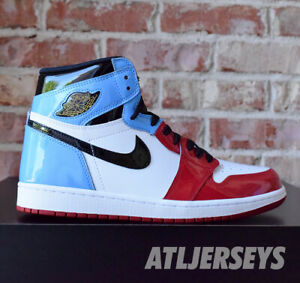 Nike Air Jordan 1 Retro High Og Fearless Unc To Chicago Ck5666 100