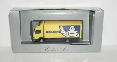 Herpa H0 189187 Mercedes-Benz Atego Koffer-LKW /'SIXT/'