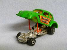 Vintage 1972-77 Matchbox Lesney VW Beetle Dragon Wheels Hot Rod