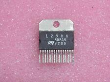 ci L 298 N ~ ic L298N ~ dual full-bridge driver ~ 15-Pin
