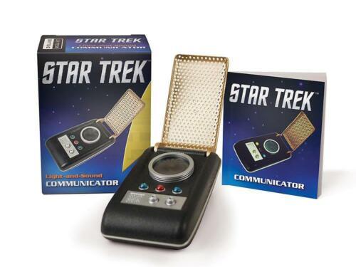 Star Trek Light-And-Sound Communicator