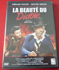 DVD-Movie-La-Beaute-du-Diable-1950-Original-Version-Gerard-Philipe