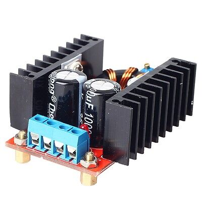Step-up Power Module 10-32V to 12-35V 6A 150W DC-DC Adjustable Boost Converter