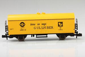 Fleischmann-N-Vagon-Frigorifico-Gullfiber-Sj-53024-Suciedad-Aranazo