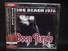 DEEP PURPLE Live In Long Beach 1976 + 3 JAPAN 2CD Rainbow Whitesnake Trapeze