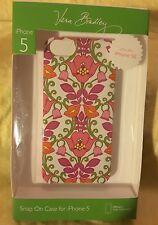 VERA BRADLEY Lilli Bell Snap Case iPhone 5 & 5s Hardshell Cover