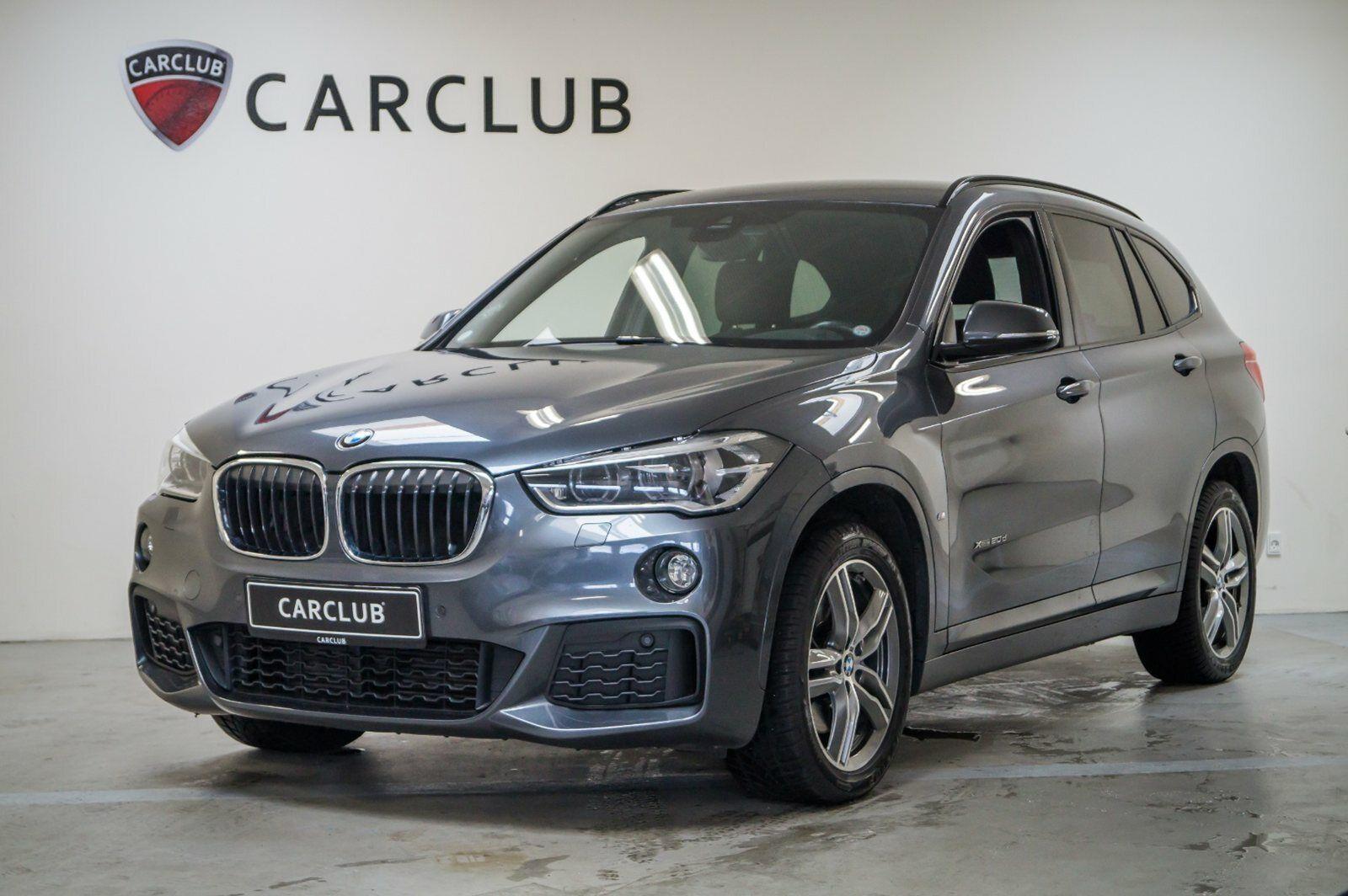 BMW X1 2,0 xDrive20d aut. 5d - 459.900 kr.