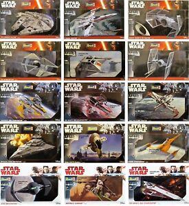 Revell-Star-Wars-The-Force-Awakens-New-Plastic-Model-Kit-Disney-Level-3-10