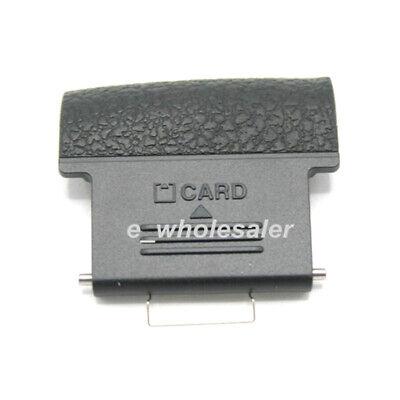 New Memory Card SD Metal Door Chamber Cover Lid Cap For Nikon D5100 Camera Part