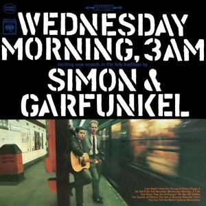 SIMON-amp-GARFUNKEL-WEDNESDAY-MORNING-3AM-VINYL-LP-NEW
