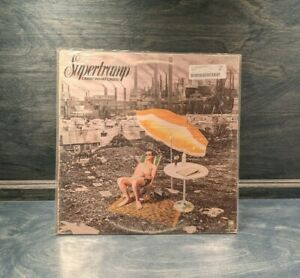 Supertramp - Crisis? What Crisis? 1975 SP 4560 A&M LP Vinyl Record NM