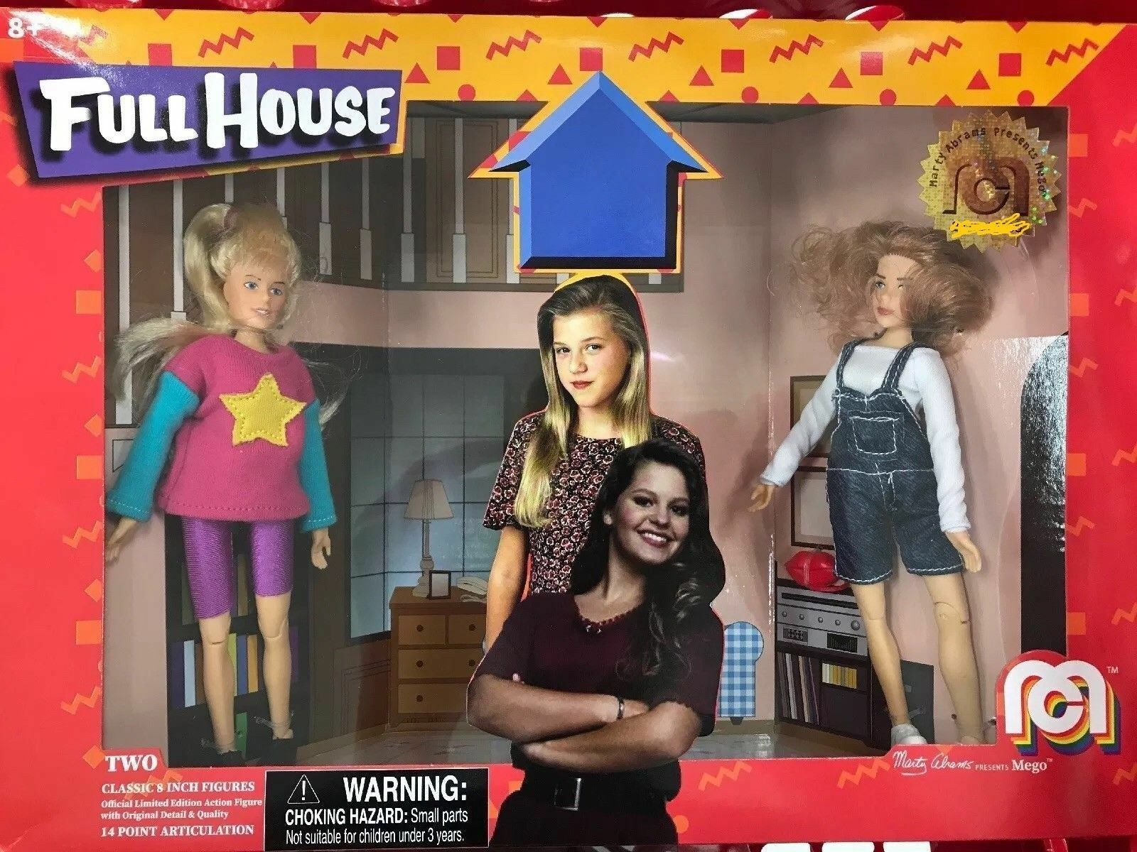 2018 MEGO FULL HOUSE   DJ & Stephanie