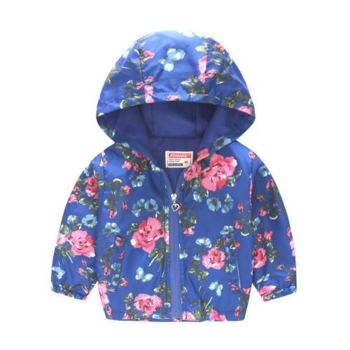 """/""""15 Style/"""" Toddler Baby Boys Girls Coat Outerwear Boy Hooded Jacket Clothes"""
