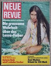 Neue Revue, Nr. 14/1974 vom 1. April 1974, Rarität für Sammler, Geburtstag