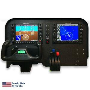 FV6 - G1000 Cockpit Panel Flight Simulator Kit