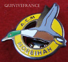 BG5422 - Pin's ASSOCIATION DE CHASSE MARITIME DU MORBIHAN ACM