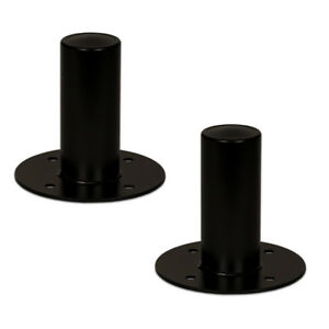 2-Goldwood-Sound-GTH-45-Speaker-Cabinet-Metal-Pole-Mounts-1-1-2-034-Stand-Mounts
