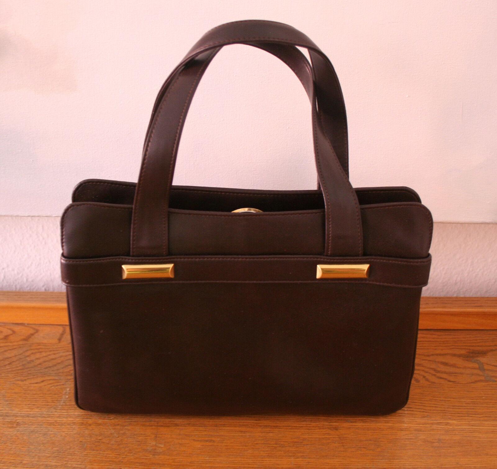 Goldpfeil Tasche, edle Handtasche, Original Original Original 60er   70er Jahre, Vintage | Billig ideal  | Zu einem erschwinglichen Preis  | Angenehmes Gefühl  2992bf