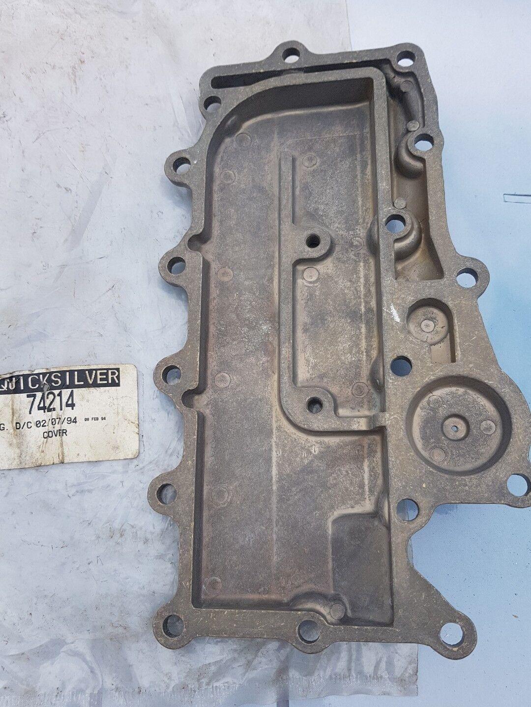 74214 Auspuff Prallplatte Mercury Outboard 65 70 hp hp hp 2 Takt 3 Zylinder 71fb43