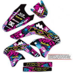 2008-2014-2015-2016-2017-KAWASAKI-KLX-140-GRAPHICS-KIT-NIGHTRIDER-MAGENTA