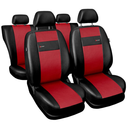 Sitzbezüge Sitzbezug Schonbezüge für HONDA ACCORD V VI VII VIII Komplettset