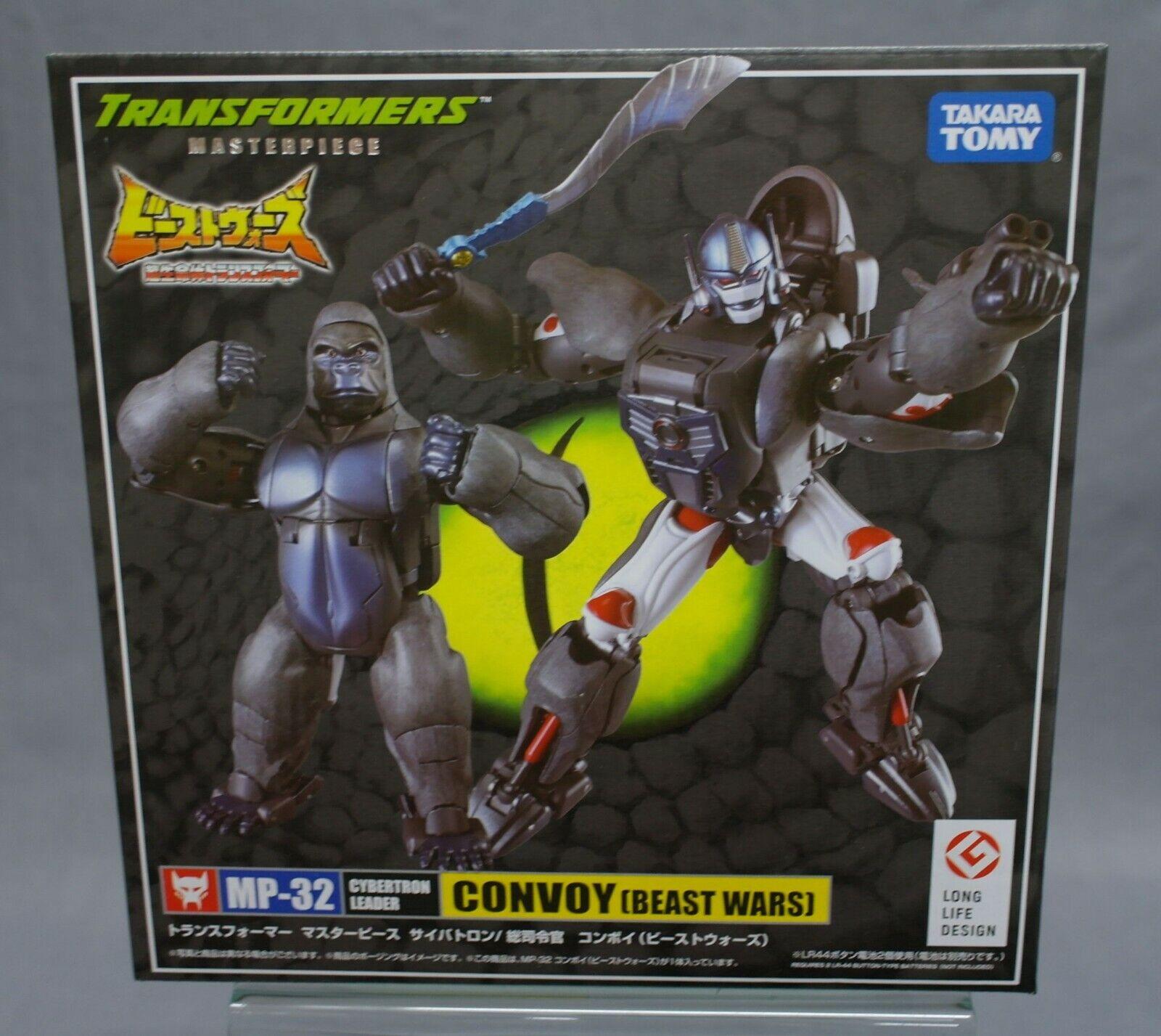 MP32 Transformers Masterpiece Convoy (Beast Wars) Japan New (c)