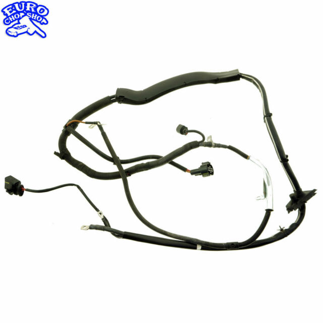 Starter And Alternator Wiring Harness Audi A5 8t 2012 12 2